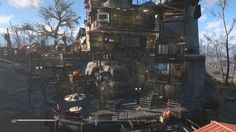 Post with 6197 views. Fallout 4 Funny, Fallout Game, Fallout New Vegas, Fallout Vault, Base Building, Building Plans, Preston Garvey, Fallout 4 Settlement Ideas, Post Apocalyptic Art