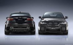 Lumma Design CLR X 650 M BMW X6 M - 2010