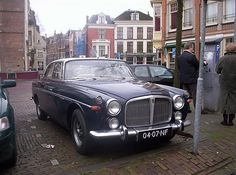 Rover 3.5 Litre Coupe 1970