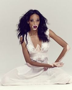 chantelle winnie model