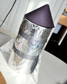shinny, rocket, valentine box