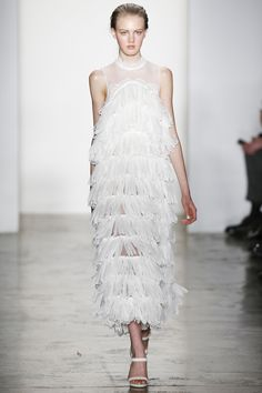 look 21 - Jonathan Simkhai Fall 2016 Ready-to-Wear Fashion Show