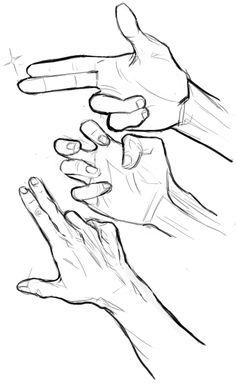 TOIEK — hand studies ! pchat