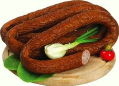 The real Polska Kielbasa! Contrary to popular belief most Poles it it only occasionally.