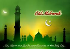 Happy Eid Mubarak Wishes 2019 - Eid Mubarak Messages & Greetings