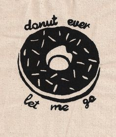 donut SAYING FOR A VALENTINE CARD - and ideas for layering and texturing the papercrafted donut
