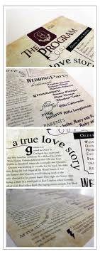 Harry potter themed programs :)