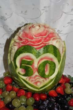 647-271-7971 Watermelon, Anniversary, Fruit, Food, Essen, Meals, Yemek, Eten