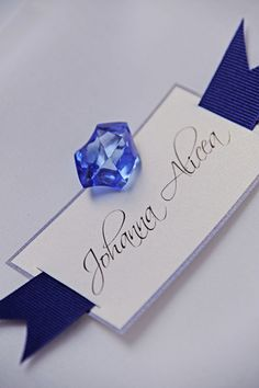 Wedding Placecard Photos