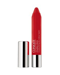 Clinique Chubby Stick Moisturizing Lip Color Balm - Super-nourishing balm is loaded with mango and shea butters. Just what dry, delicate lips need to feel comfortably soft and smooth.