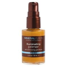 mineral fusion illuminating primer can do a lot for your complexion! http://www.advicesisters.com/beauty/review-of-sixskinlovingproducts