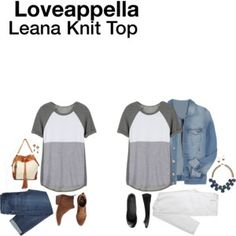Loveappella Leana Knit Top Love this? Get it at Stitch Fix; https://www.stitchfix.com/referral/4160164