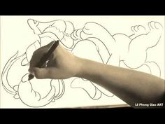 How dirty is your mind? - Funny drawing 8 - Lê Phong Giao Art - YouTube