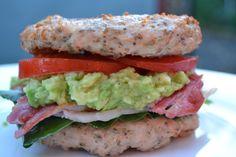 Paleo Recipes: Breakfast Burger