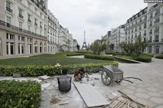 China built a replica of Paris, and it's now a complete ghost town.