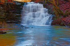 North Vinemont (Alabama) Waterfall