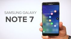 Listo Samsung Note 7 puede ser reembolsado por otro nuevo y de mejor calidad.