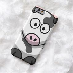 iPhone 6 Cases | Cute Cow iPhone 6 Case