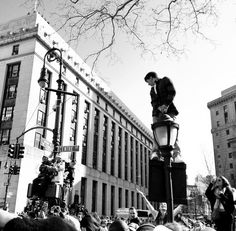 Parades. NYC.