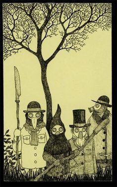 Don Kenn - i tend to like the creepy art