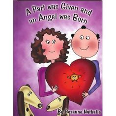 Egg donation book. I'm with the author when she says  she wants no surprises for kids. Ev