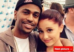 Who has ariana grande dating