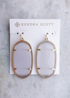 DANIELLE EARRINGS BY KENDRA SCOTT