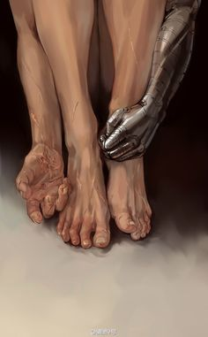scars (; _ ;)