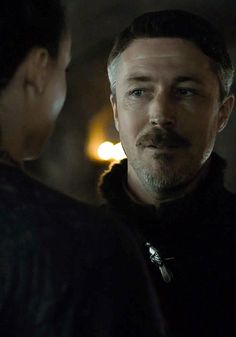 Petyr Baelish and Sansa Stark, 5.04