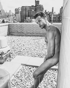 New York City with Czech model  Petr .. hot summer of 2014