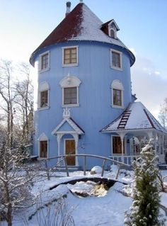 Moominworld in Naantali, Finland. Been here, want to go back!