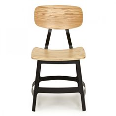Yardbird Black Yardbird Chair