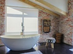 House in Vredehoek Exposed Brick, Home And Family, House, Home, Haus, Houses, Homes
