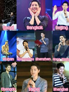 Song Joong Ki - Fanmeeting 2016