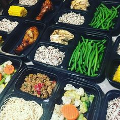 The joys of meal prep. One of my quickest prep days. #Mealprep4life  #mealprepsunday #fitlife #mealprep #fitmeals #mealpreper #portioncontrol #cleaneating #plantosucceed #convenience#fitfam #foodprep #mealprepping #mealprepfortheweek #mealprepforsuccess by chef.kash