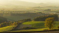 Photo The hills with sunshine, Hokkaido by Kazutoshi Takeishi on 500px