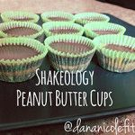 shakeology pb cups. 21 day fix approved. I'm going to try with my dymatize protein powder.