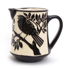 Shop: Aesops Creamer by Katherine Hackl - The Clay Studio