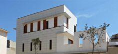 Candidato Premio Poraxa de Arquitectura sostenible/2012 - Obra: Vivienda unifamiliar entre mitgeres/ Mallorca - Arquitecto: Sebastià Berga.