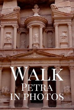 I will go here one day!!! Walking Through Petra Jordan in Photos http://solotravelerblog.com/walking-petra-jordan/