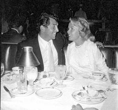 gorgeous photos of dean martin | YOUNG LOVE - TWO BEAUTIFUL PEOPLE | Saint Dean Martin ♥ | Pinterest