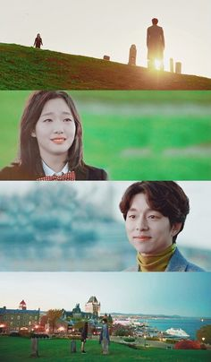 GB : Ajussi, do you know who i am? G : Yes, the first and only goblin's bride