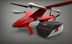 The Zelator-28 takes home first place in the Airbus Cargo Drone Challenge for its super-streamlined yet highly functional design.…