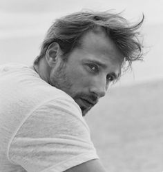 "Matthias Schoenaerts. Played farmer Gabriel Oak in Thomas Hardy's ""Far From the Madding Crowd"" 2015.  Great movie; but that girl did not deserve this man."