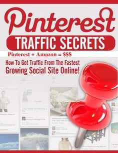 Pinterest amazon = $$$ pinterest traffic secrets