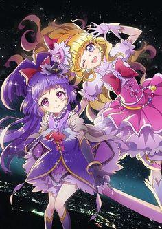 Futari Wa Precure Max Heart Yukizora No Tomodachi Movie Magical, Pretty And Cute, Anime Heaven, Illustration, Cute Art, Art, Kawaii Anime, Cartoon, Magical Girl