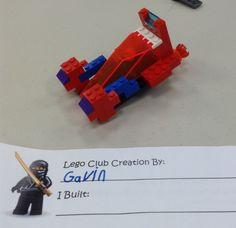 LEGO Club May 19