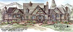 Stonecliff Quad Cabins | House Plans by Garrell Associates, Inc.