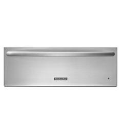 KitchenAid® 30'' Slow Cook Warming Drawer, Architect® Series II (KEWS105BSS Stainless Steel) |