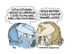 Ciências da Corrupção...